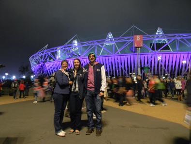 Olympics, paralympics, london 2012, stadium, olympic stadium