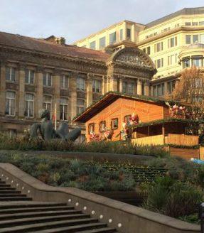 victoria square, birmingham, floozy, christmas market, christmas, city life