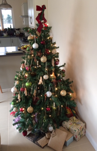 christmas tree, christmas, festive, decoration, home, family
