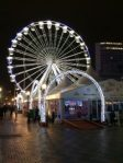 big wheel, fairground, festive, birmingham, christmas, markets, ice rink, ice skate