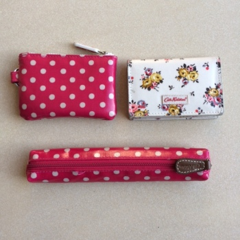 handbag, lifestyle blog, lbloggers, uk blog, purse, pencil case, cath kidston