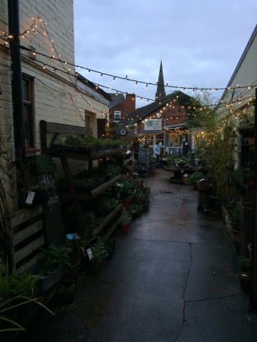 kitchen garden cafe, birmingham, kings heath, cafe, deli shop, garden