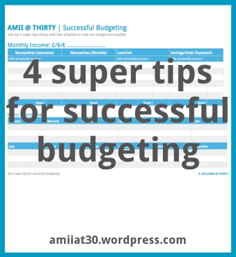 successful budgeting, finance, free printable, money