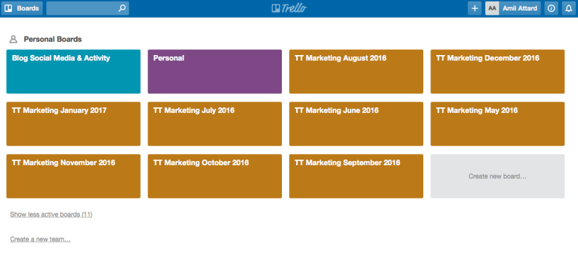 trello, organisation, project management, work, professional, guide, organised