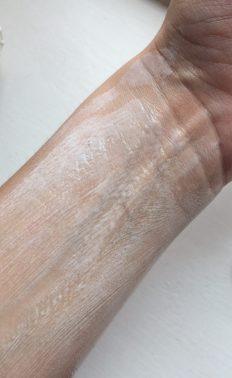 la roche-posay, body cream-gel, beauty sample, beauty review, body cream