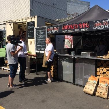 andys low n slow, smoked bbq, meat, street food, british street food awards