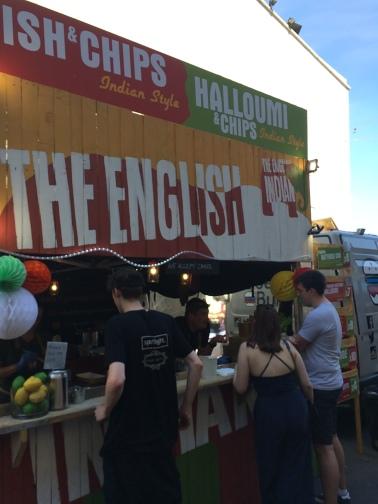 the english indian, street food, digbeth dining club, british street food winner