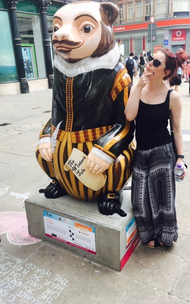 the big sleuth, birmingham, bear hunt, bite your brum, food blogger