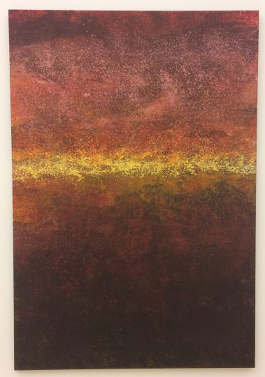 artwork, museum de fundatie, jeroen krabbe, painter, the late light