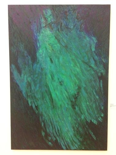 jeroen krabbe, dutch artist, the late light, painting, canvas
