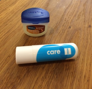 vaseline, hema, lip balm, lip therapy, beauty, autumn