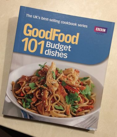 bbc good food, a week of eats, good food recipes, budget dishes, cookbook