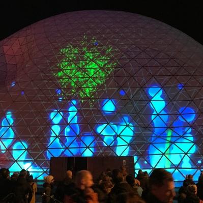 glow eindhoven, light art festival, blob the bulb, nieuwe emmasingel