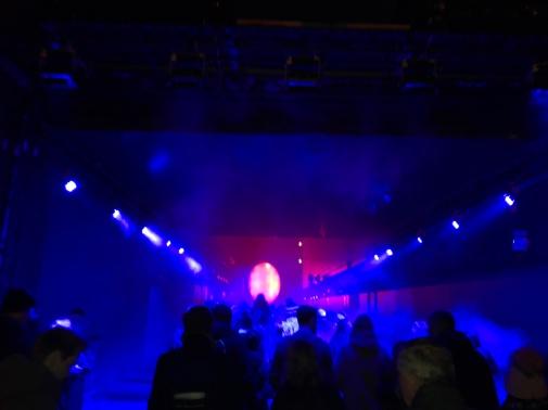 glow eindhoven, light art festival, glowing, sun, forum interart