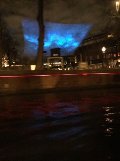 amsterdam light festival, travel blog, things to do, netherlands, light matters, street art