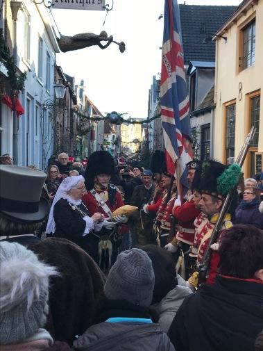 dickens festival, deventer, charles dickens, dickens festijn, victorian, netherlands, soldiers, queen victoria