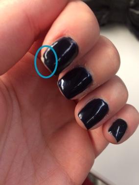 gel nails, sensationail, nail polish, beauty review