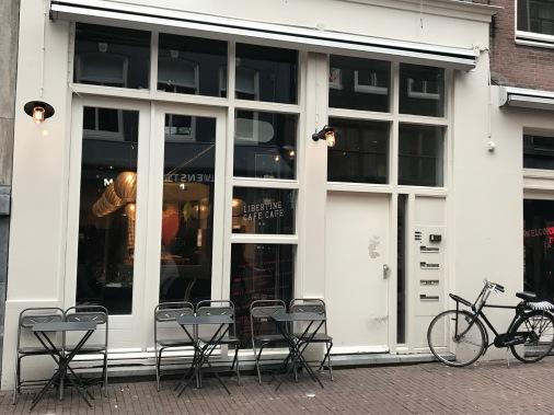 negen straatjes, nine streets, amsterdam, netherlands, libertine cafe, cafe, brunch places